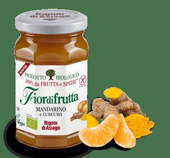 Mandarino e curcuma