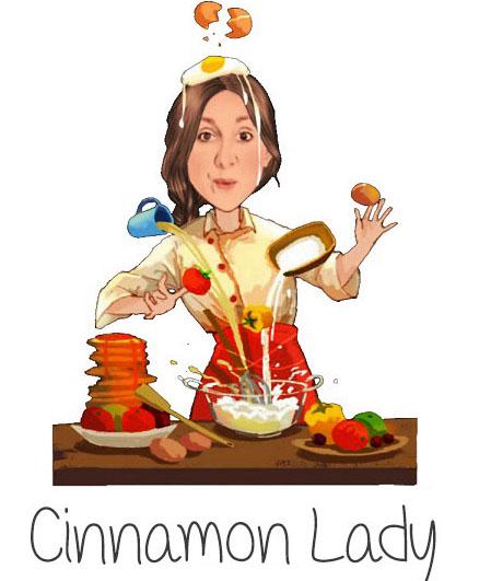Cinnamon Lady