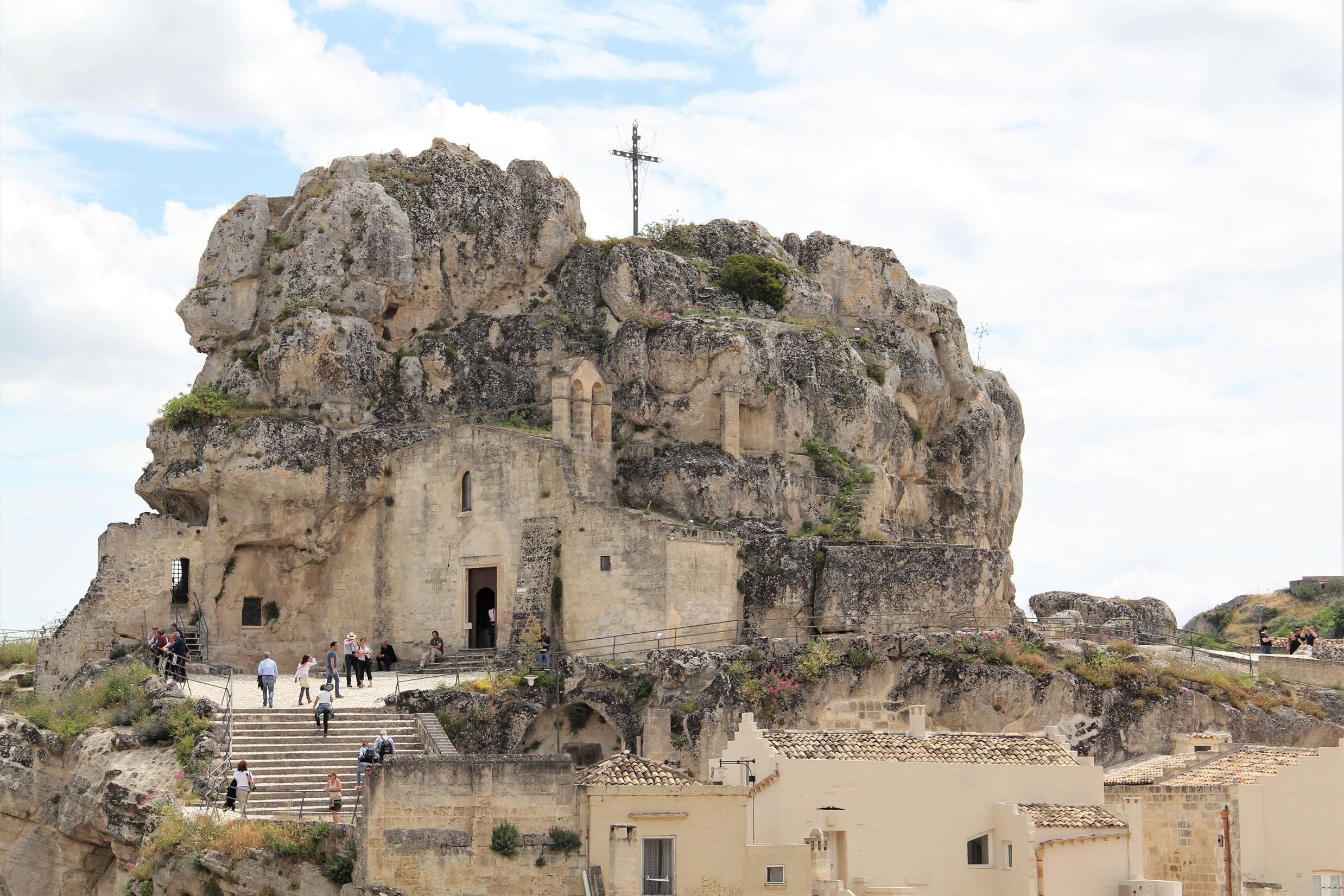 Il restauro della Cripta di San Giovanni in Monterrone