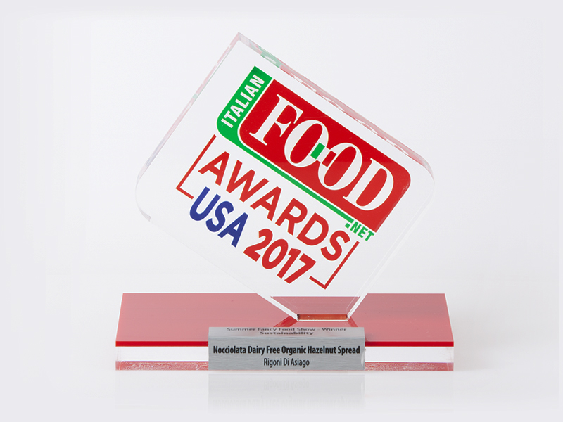FOOD AWARDS USA-2017