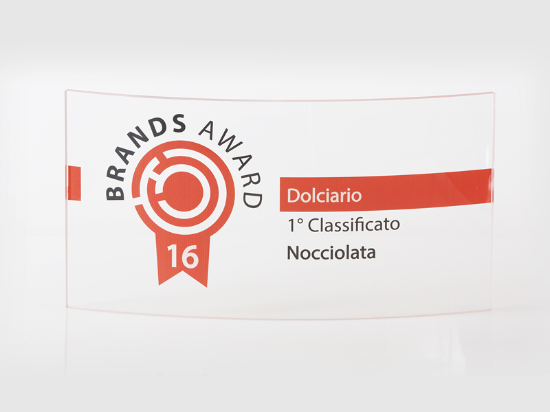 BRANDS AWARD-2016 – Cat. Dolciario