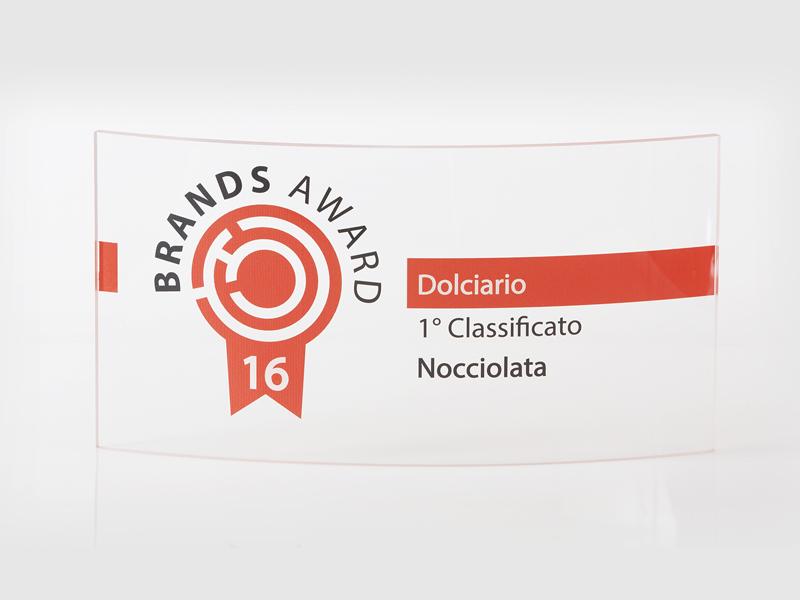 BRANDS AWARD-2016 – Cat. Dolciario