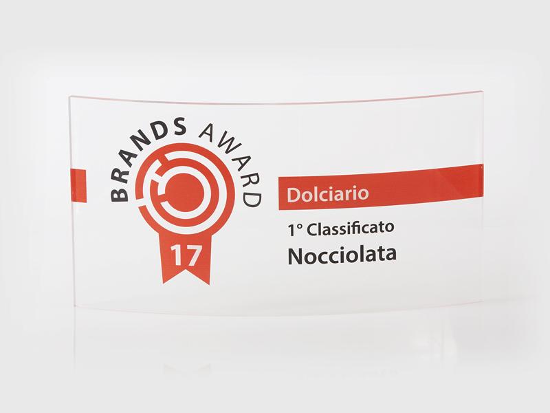 BRANDS AWARD-2017 -CAT. Dolciario