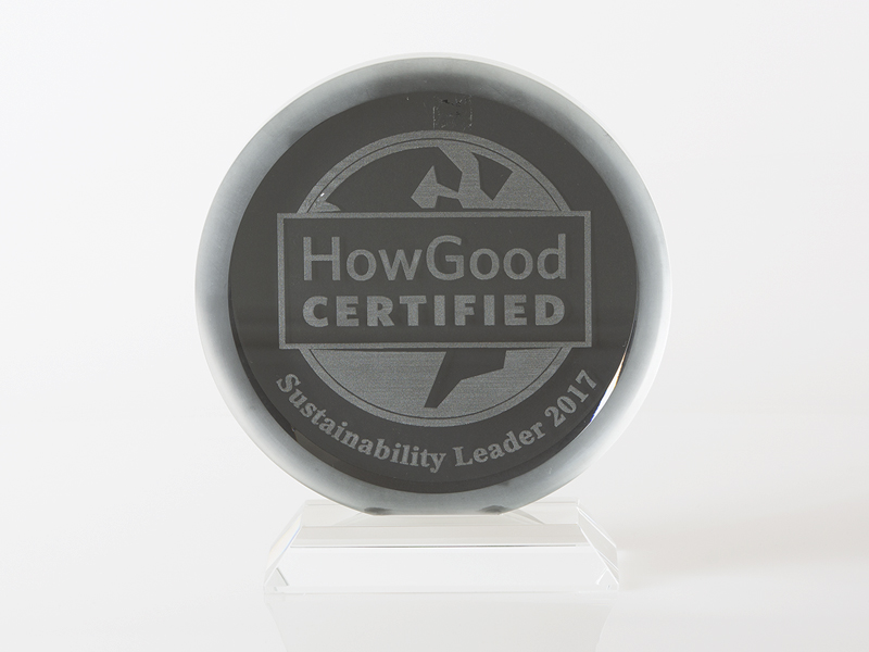 HOW GOOD CERTIFIED-2017
