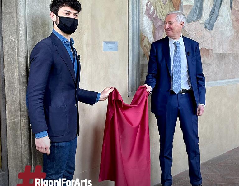 La natura nel cuore di Firenze. Inaugurazione restauro 2020.