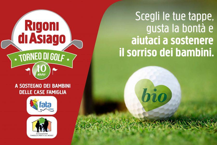Al via la X edizione del Torneo di Golf Rigoni di Asiago