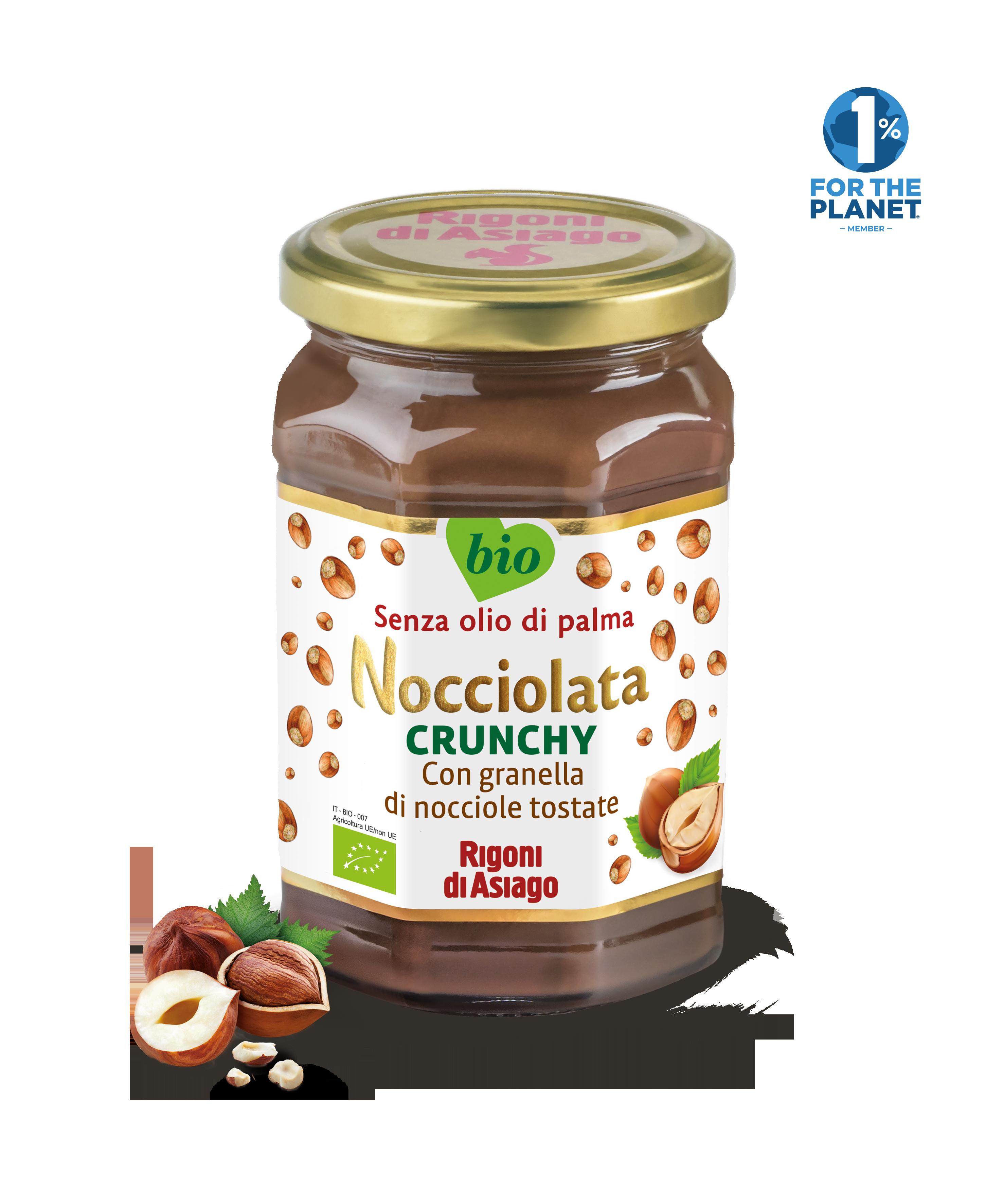 Nocciolata Crunchy