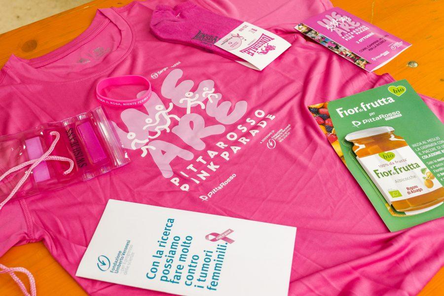 Fiordifrutta per PittaRosso Pink Parade.